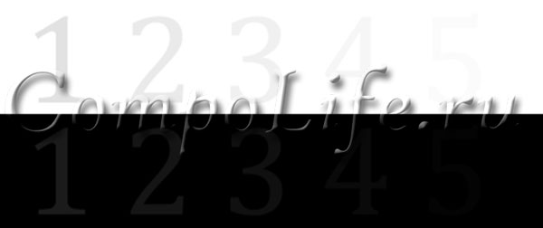 А сколько цифр смогли увидеть вы?